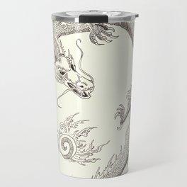 Yeouiju  (The Dragon's Orb) Travel Mug