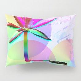 Rainbow Lotus Pillow Sham