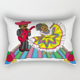 Sweet Serenade Rectangular Pillow