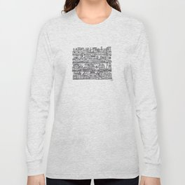 Box City  Long Sleeve T-shirt