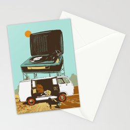 BROKEDOWN Stationery Cards