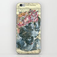 vienna iPhone & iPod Skins featuring Vienna Waltz by Spinning Daydreams