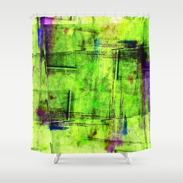 Fools Hands in the shades of the year 2017 Shower Curtain