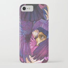 A Murder of Ravens iPhone Case