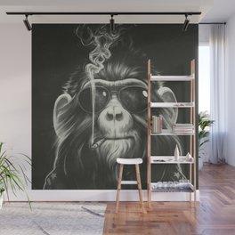 Smoke 'Em If You Got 'Em Wall Mural