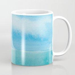 Blue Drift Sky Coffee Mug