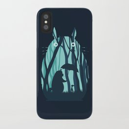 My Neighbor Totoro's iPhone Case