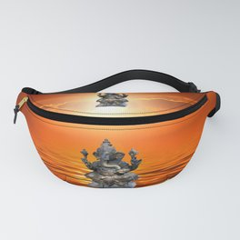 Elephant God Ganesha Fanny Pack