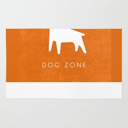 DOG ZONE Rug