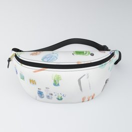 Recycling Fanny Pack