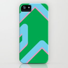 The form iPhone Case
