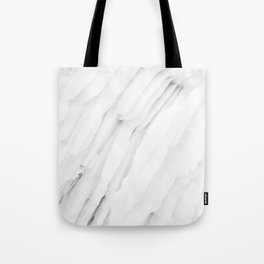 White Marble Edition 1 Tote Bag