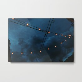 Ascend Metal Print