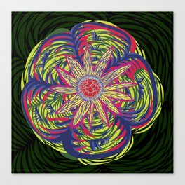 Peyote Canvas Print