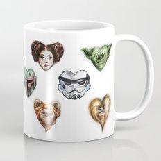 I Heart Star Wars  Mug
