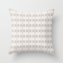 Sweetgum Lace  Throw Pillow