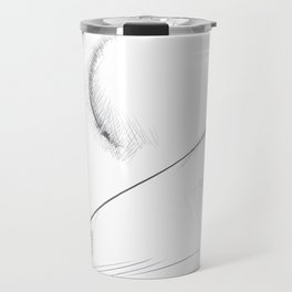 Abstract landscape #12 Travel Mug