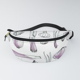 Onion harvest Fanny Pack