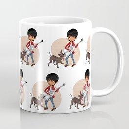 Miguel and Dante - Cute Chibi Coffee Mug