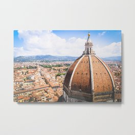 Il Duomo di Firenze Metal Print