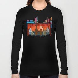 Street Food Long Sleeve T-shirt