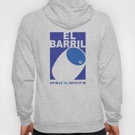 El Barril Blue Hoody