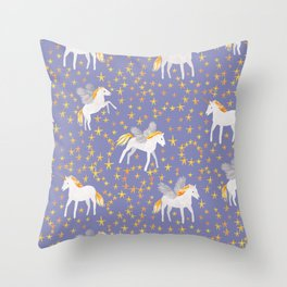 Pegasus Throw Pillow
