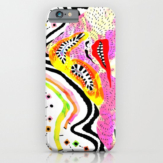 """""""Melophobia"""" by Steven Fiche iPhone & iPod Case"""