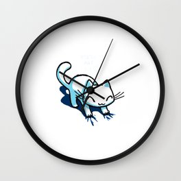 You're All I Knead Wall Clock
