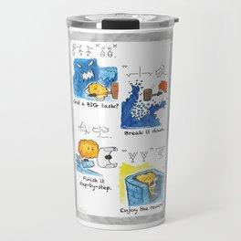Got a BIG task? Travel Mug