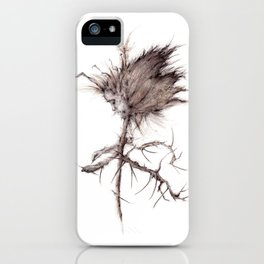 Stickman  iPhone Case