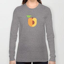 Fruit: Apricot Long Sleeve T-shirt