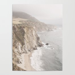 Big Sur California Poster