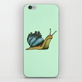 Snail City iPhone Skin