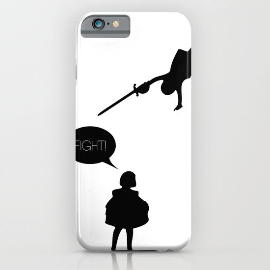 Fight! iPhone & iPod Case