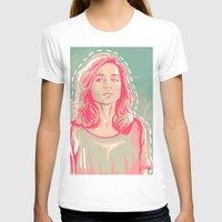allison argent T-shirts featuring allison + colors by christina