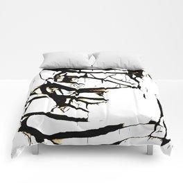 Paint Peeling Comforters