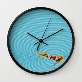 minima Online Pool. Wall Clock
