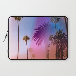 Sunshine and Palm Trees Laptop Sleeve