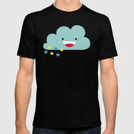 The Happy Love Rain Cloud T-shirt