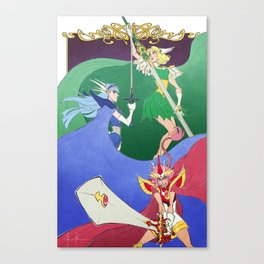 Knights of Rayearth Canvas Print