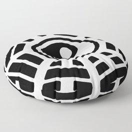 Marisa Kirisame's Mini-Hakkero (Black) - Touhou Project Floor Pillow