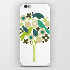 birdy num num iPhone & iPod Skin