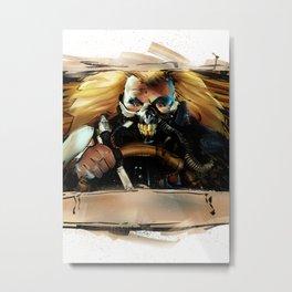 Immortan Joe Metal Print
