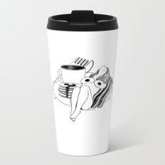 Big Breakfast Metal Travel Mug