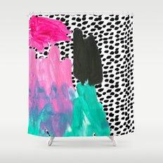 BAM! Shower Curtain