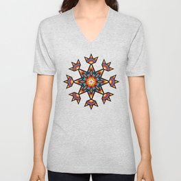 Morning Star Unisex V-Neck