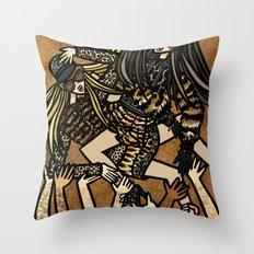 file 088. girls gone wild Throw Pillow