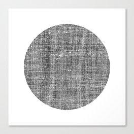Shady Circle Canvas Print