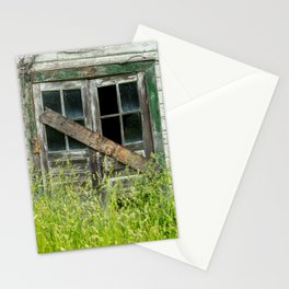 Shuttered Stationery Cards